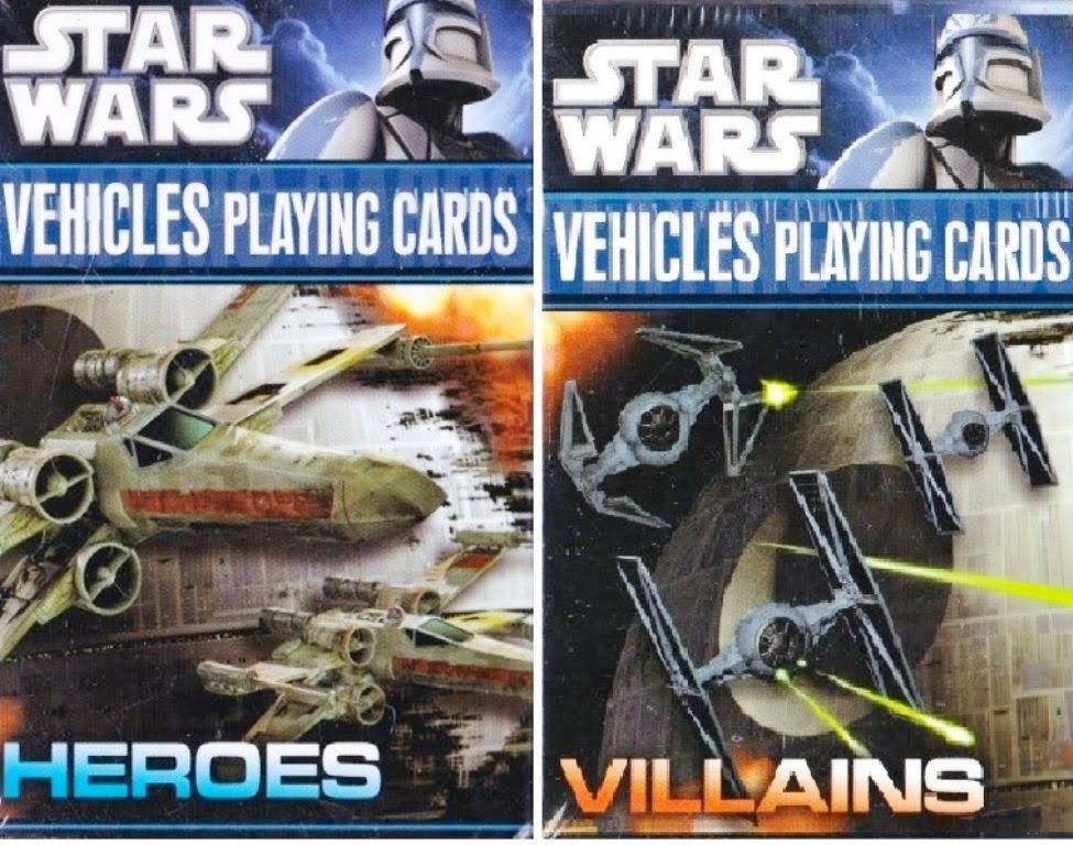 star wars heroes and villans