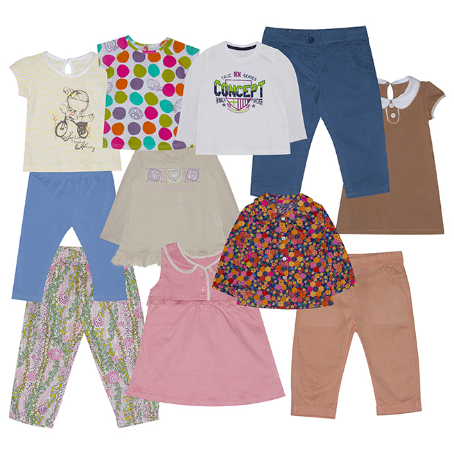 27095 - Children's Clothing Newness Europe