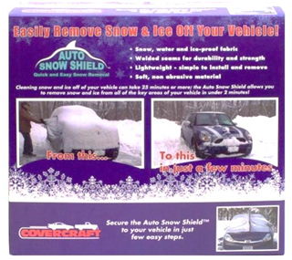 30765 - Covercraft auto snow shield USA