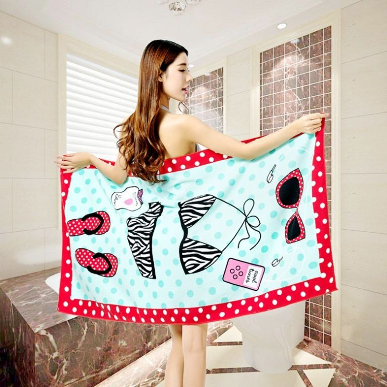 30834 - Beach towel China