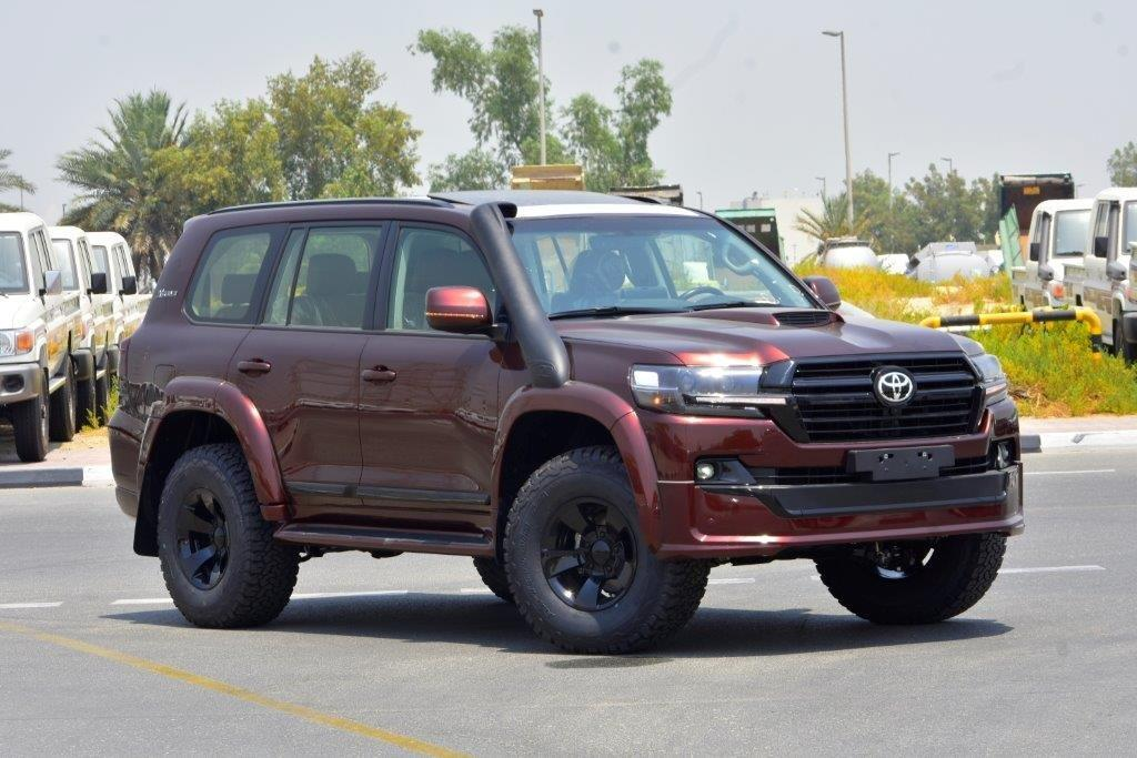 33453 - 2019 MODEL TOYOTA LAND CRUISER 200 GX-R V8 4.5L UAE