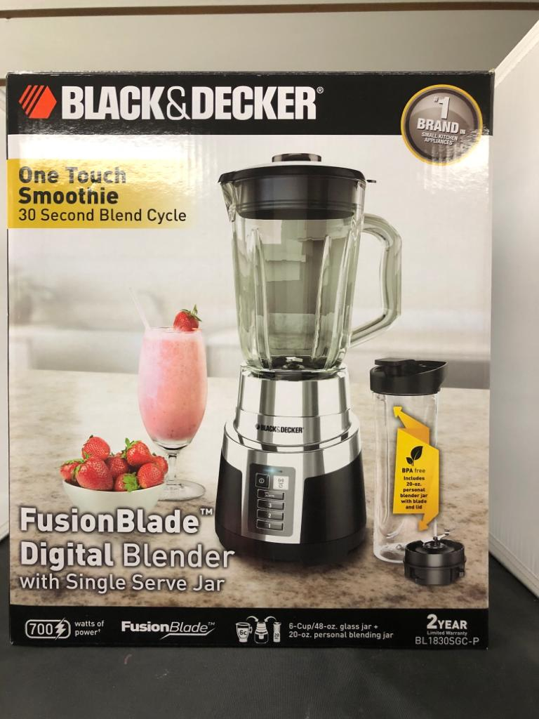 34110 - Black and Decker Blender offer Canada
