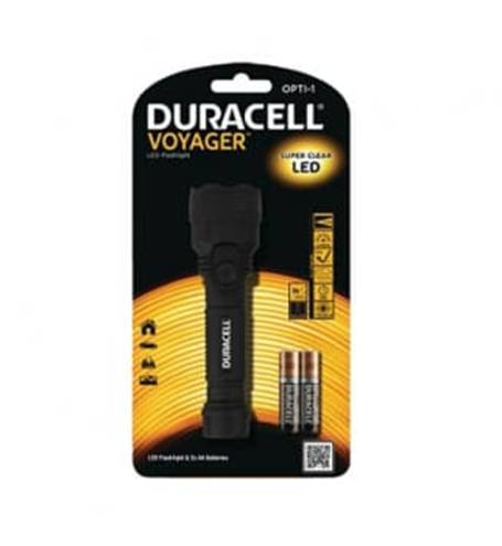 34317 - Duracell voyager Opti-1 Torch Europe
