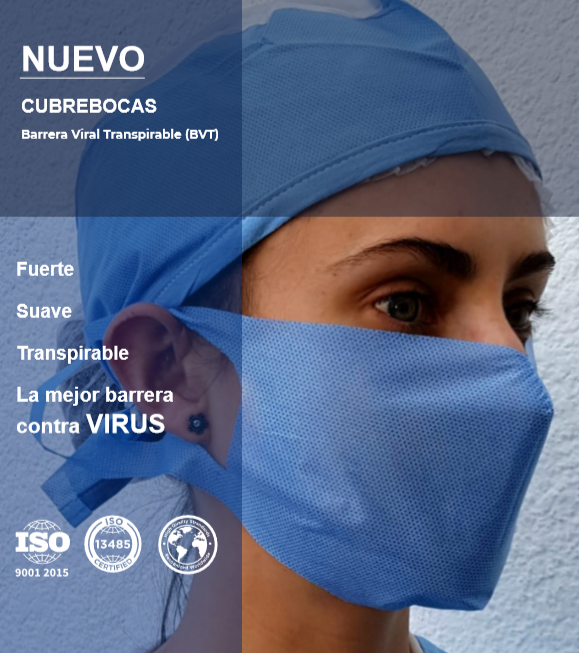 35550 - FACE MASK BVT Mexico