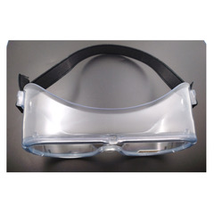 35666 - Safety goggles PVC TRANSPARENT China